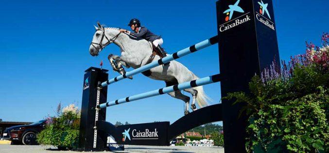 CSI4* Casas Novas: Francês Alexis Deroubaix vence Grande Prémio Caixa Bank – Cavaleiros Nacionais com boas prestações na Coruña