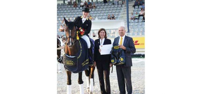 CDI4* Aachen: Isabell Werth e Bella Rosa vencem o Grande Prémio