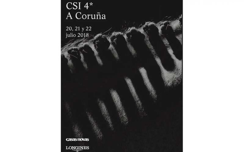 CSI 4* da Coruña arranca esta sexta-feira