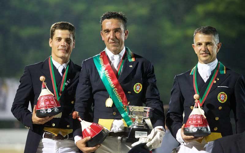 CDI3* Ponte de Lima: Daniel Pinto Campeão Nacional de Ensino 2018