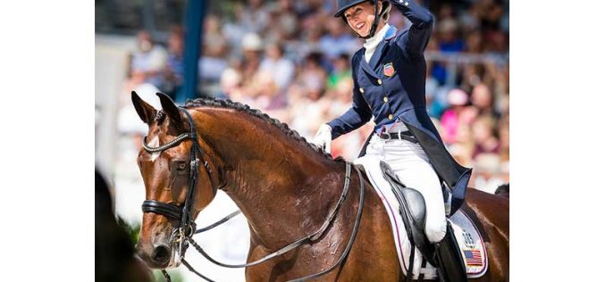 "CHIO AACHEN 2018: Laura Graves: ""We could pull it off."""