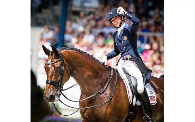 """CHIO AACHEN 2018: Laura Graves: """"We could pull it off."""""""