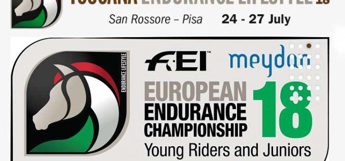 Campeonato da Europa de Raides J/Yr – PISA, San Rossore (Itália)