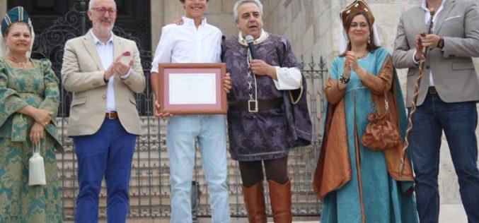 Luís Barradas recebe Voto de Louvor