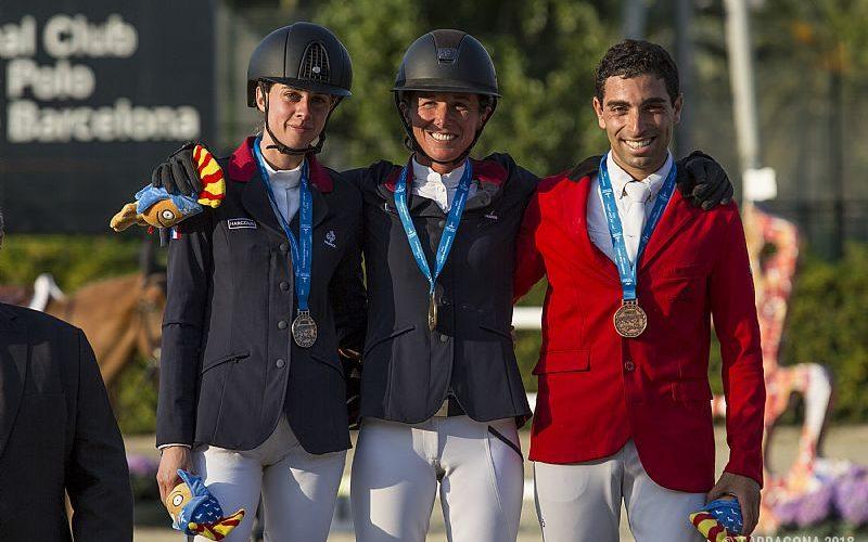 Jogos do Mediterrâneo 2018: Dobradinha francesa na final individual – Portugueses entre o Top 10