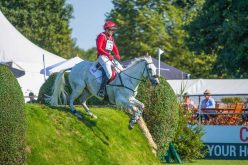 Bonza double for Australia's Paul Tapner at Hickstead
