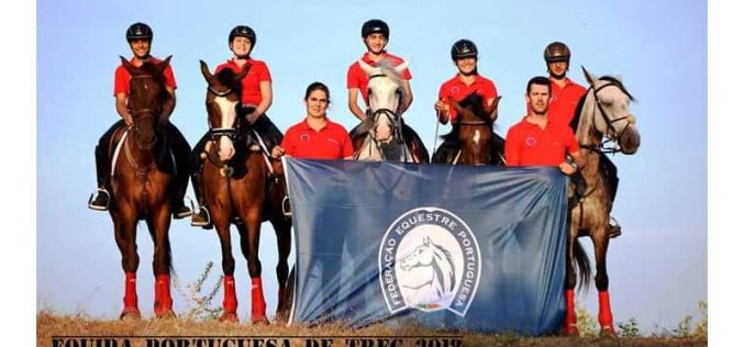 Mundial TREC 2018: 5 Jovens Cavaleiros portugueses a caminho de Itália