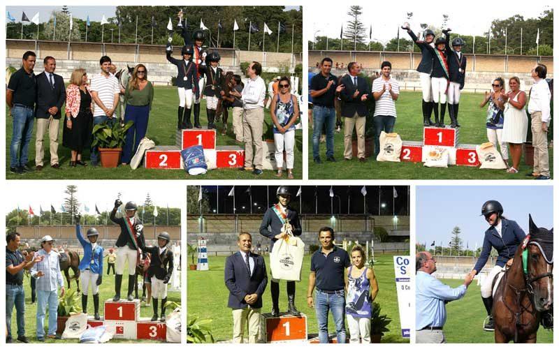 """Jovens disputaram os """"Campeonatos de Portugal da Juventude"""" em Cascais"""