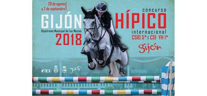 CSIO5* Gijon: Portugal representado por 5 atletas