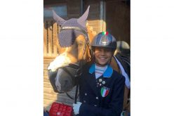 Campeonato da Europa Póneis 2018: Italiana Lisa Caroline Bartz ocupa o 36º lugar individual