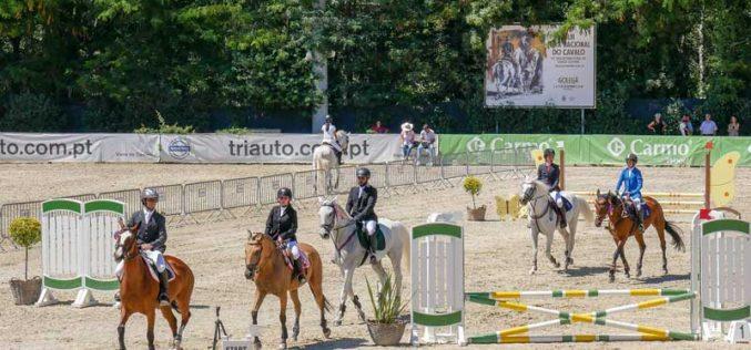 II Jogos Equestres a decorrer em Ponte de Lima