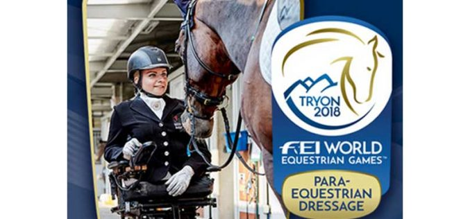 JEM 2018: Portugal presente no Campeonato do Mundo de Paradressage