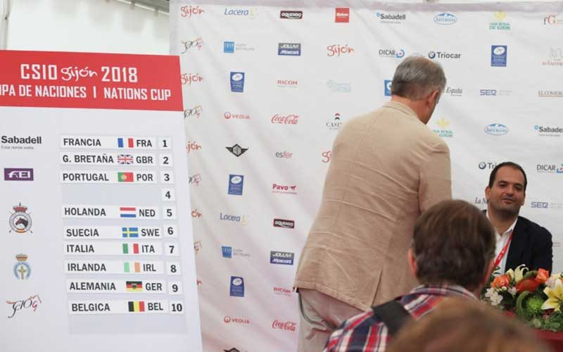 CSIO5* de Gijón: Portugal ao ataque na Taça das Nações (LIVESTREAMING)