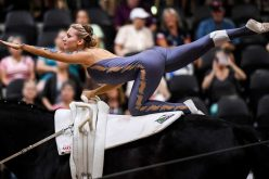 WEG 2018: Vaulters excel on Tryon Stage