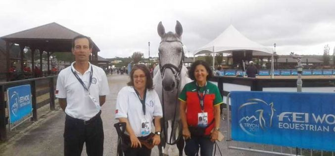 Tryon Para-Dressage Program Promises To Provide Unforgettable Moments