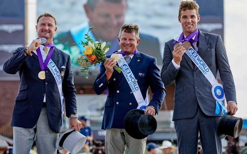 WEG 2018: Extraordinary Exell wins Individual gold as Team USA's golden victory thrills the home crowd (VIDEO)