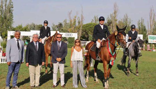 Resultados – Critérios de Cavalos Novos 2018