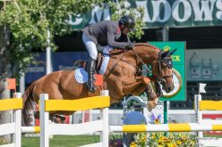 Eric Lamaze Opens Spruce Meadows 'Masters' Tournament with a Win