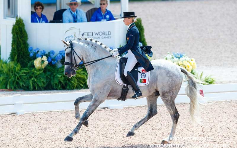 JEM 2018: Portugal despede-se do Mundial de Dressage (VÍDEO)