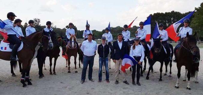 Euromondial TREC 2018: França conquista Ouro por Equipas: Portugal em 4º lugar