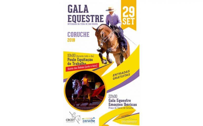 Coruche recebe Gala Equestre este sábado