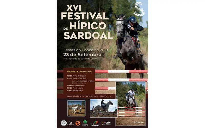 Sardoal : XVI Festival Hípico nas Festas do Concelho