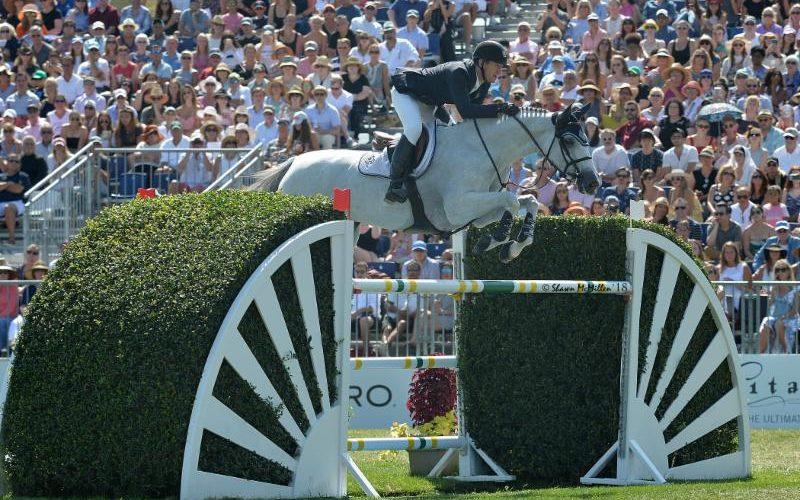 McLain Ward's Win in the $300,000 Hampton Classic Grand Prix