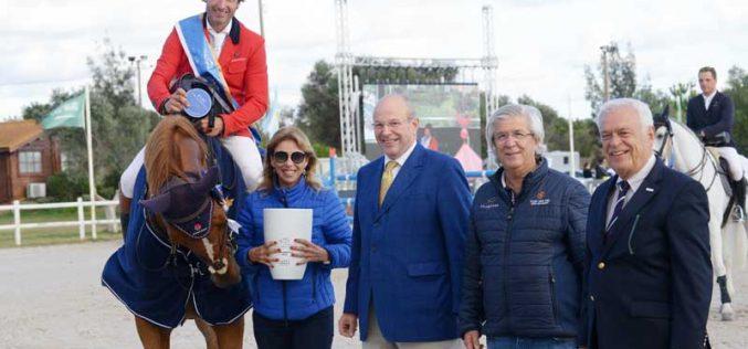 Vilamoura Champions Tour 2018: Espanhol Ivan Serrano conquista quarto Grande Prémio
