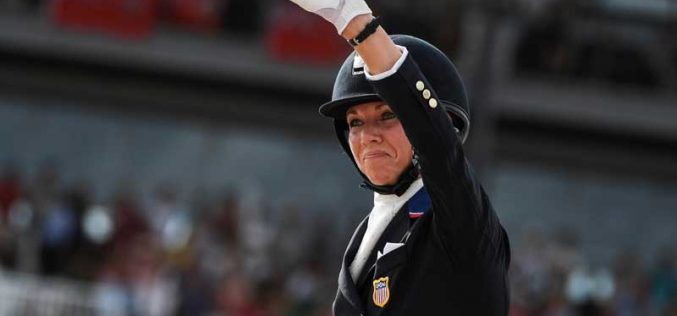Laura Graves and Verdades first Americans to top FEI Dressage World Rankings