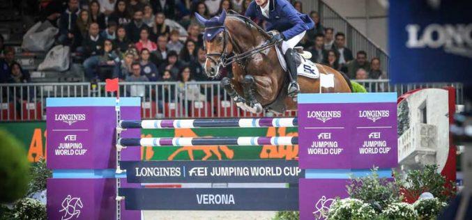 CSI5*-W Verona: Daniel Deusser e Calisto Blue brilham no Grande Prémio Taça do Mundo (VÍDEO)