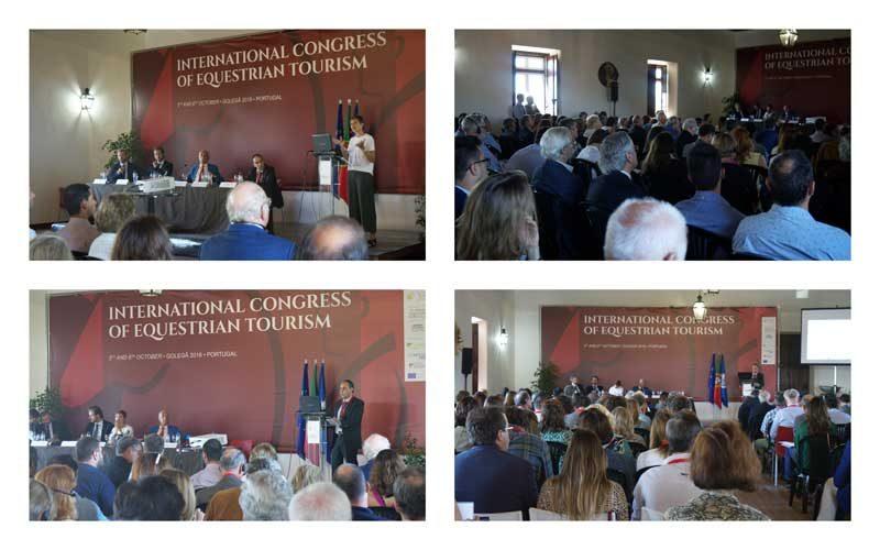 Congresso Internacional de Turismo Equestre reuniu 200 congressistas