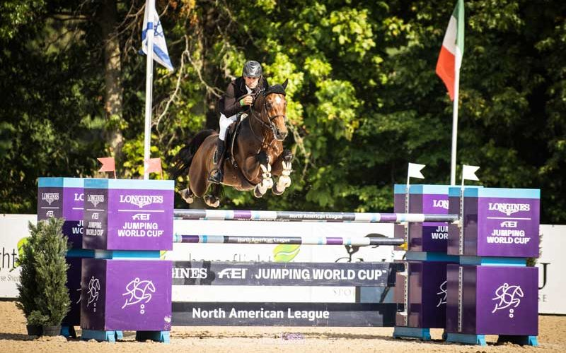 CSI3*-W Ohio: Mexicano Eugenio Garza Perez vence Grande Prémio Taça do Mundo de Johnstown (VÍDEO)