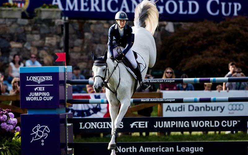 Molly Ashe e D'Arnita conquistam o troféu American Gold Cup em Nova York (VÍDEO)