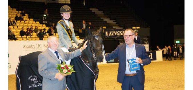 FEI Ponies Jumping Trophy: Molly Hughes Bravo ganha o Grande Prémio na Dinamarca
