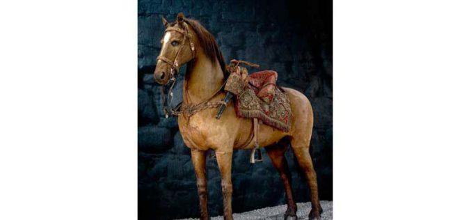 Curiosidades: «Streiff» o cavalo mais bem preservado