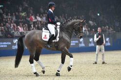 Charlotte Dujardin and 'Mrs Valegro' to reveal new freestyle at Olympia