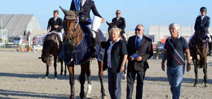 Vilamoura Champions Tour 2018: Italiano Antonio Alfonso vence Grande Prémio