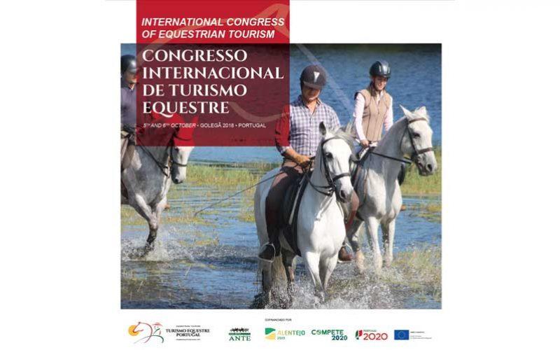 Congresso Internacional de Turismo Equestre 2018 – Golegã