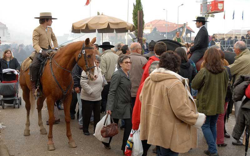 GOLEGÃ – GNR em força na Feira Nacional do Cavalo