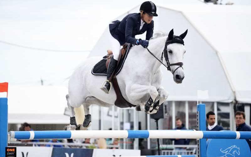 Francesa Eugenie Angot ganha o Grande Prémio em Vilamoura