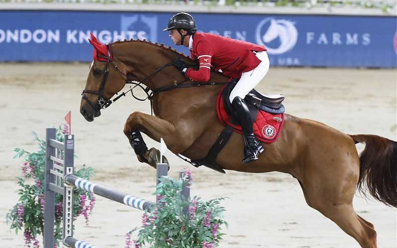 CSI* Doha: Ben Maher conquista o Grande Prémio do Global Champions Tour (VÍDEO)
