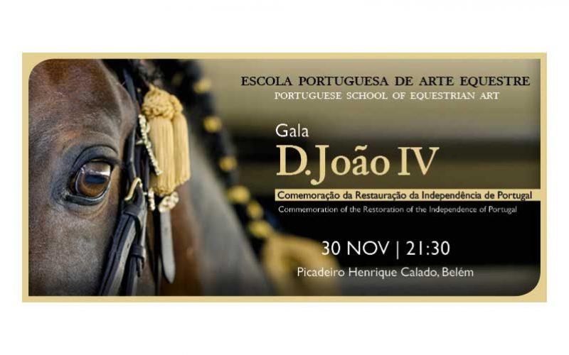 Gala D. João IV