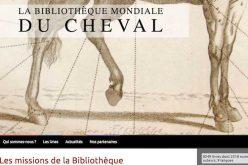 Lançada a Biblioteca Mundial do Cavalo Online