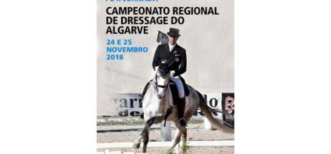 Vilamoura: Campeonato Regional de Dressage do Algarve 2018-2019 arranca este fim-de-semana