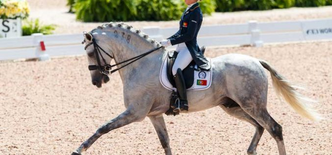 Madrid Horse Week: Taça do Mundo de Dressage