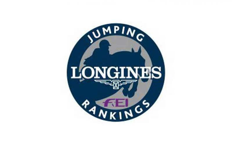 O que há de novo com o Ranking Mundial Longines 2019?