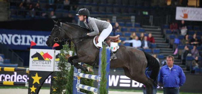 FEI Jumping Ponies' Trophy: Molly Hughes Bravo lidera classificação geral