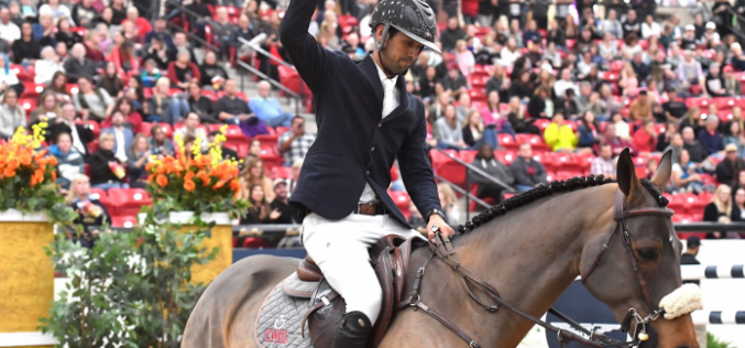 Longines streak continues for Nassar and Lordan in Las Vegas