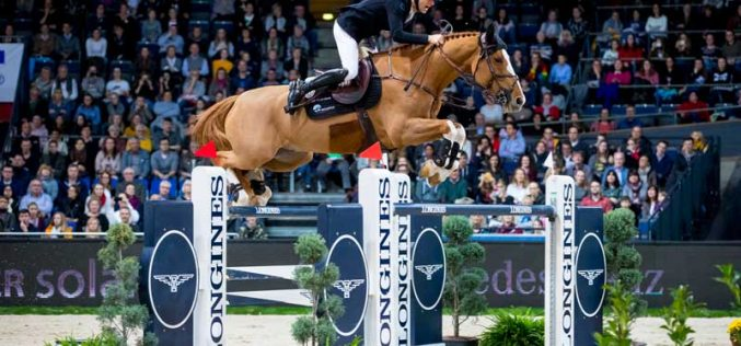 Devos delivers a strategic win at Longines leg in Stuttgart