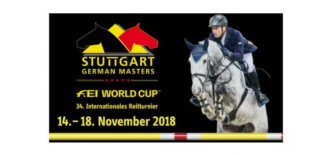 2 Cavaleiros portugueses inscritos no German  Masters de Estugarda